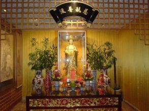déesse Guan Yin du quartier chinois- visite guidée paris