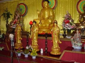temple des Teo Chew du quartier chinois- visite guidée paris