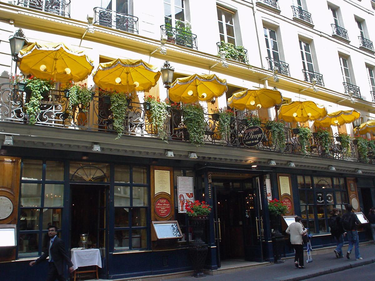 Le Saint Germain Cafe Paris