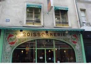 Saint-Germain-des-Prés - rue de Seine - Visite guidée Paris