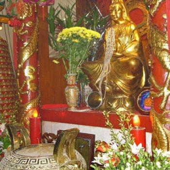 Temple chinois - Visite guidée Paris