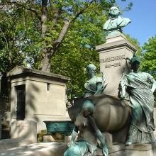 Barbedienne cimetière du Père-Lachaise- visite guidée paris