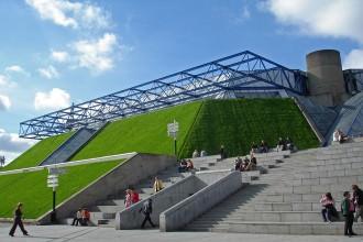 Palais Omnisports de Bercy- visite guidée de paris