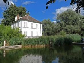 maison du lac du village de Bercy- visite guidée de paris