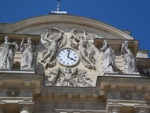 Clous d'Arago palais du Luxembourg- visite guidée paris