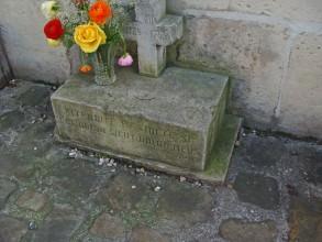 tombe de Louis XVII faubourg-Saint-Antoine- visite guidée de paris