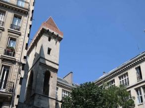 tour-de-Jean-sans-Peur quartier des Halles-Montorgueil- visite guidée paris