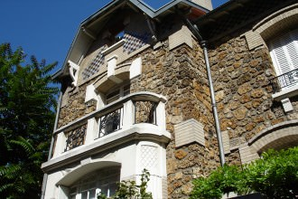 Maison de la Mouzaïa- visite guidée paris