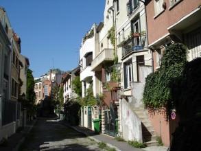 maisons jardins de la Mouzaïa- visite guidée paris