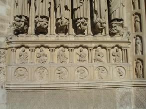 Cathédrale Notre-Dame-de-Paris vices et vertus- visite guidée paris
