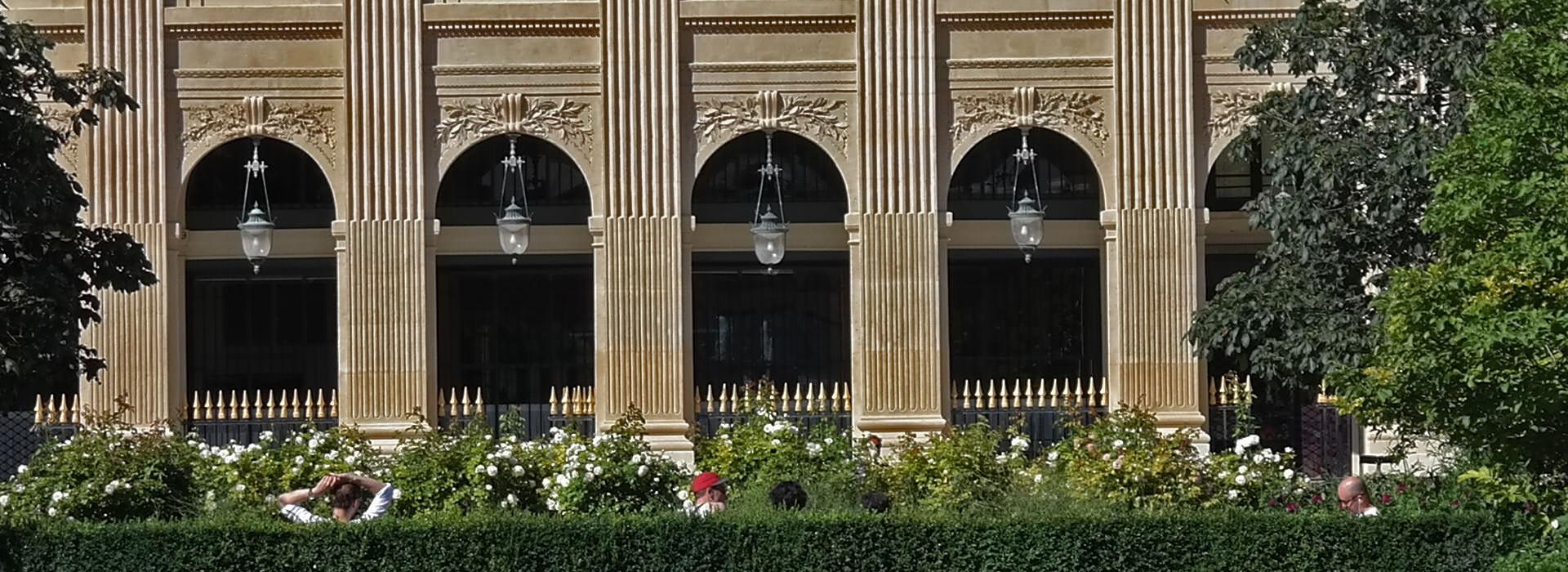 Le Palais-Royal et ses galeries