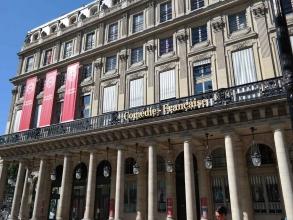 comédie-française au Palais-Royal- visite guidée paris