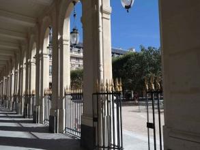 galeries du Palais-Royal- visite guidée paris