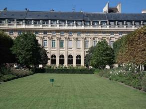 jardins du Palais-Royal- visite guidée paris