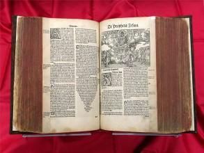 Bible de Luther visite guidée de paris