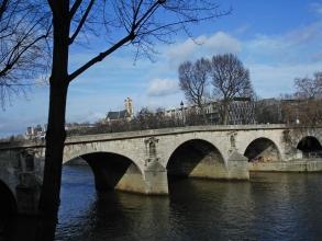 Pont-Marie de l'île Saint-Louis- visite guidée paris