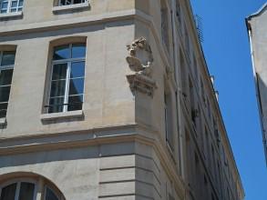 Saint-Germain-l'Auxerrois bureau des Orfèvres- visite guidée paris