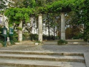 allée du Séminaire Saint-Sulpice- visite guidée de paris