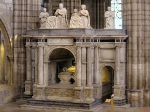 Tombeau de François Ier basilique Saint-Denis- visite guidée de paris