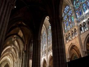vitraux de la Basilique Saint-Denis- visite guidée paris