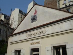 Belleville-Ménilmontant - espace Louise Michel - Visite guidée Paris