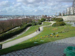 Belleville-Ménilmontant - parc de Belleville - Visite guidée Paris