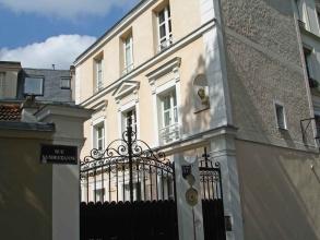hôtel particulier de la butte aux Cailles-visite guidée paris
