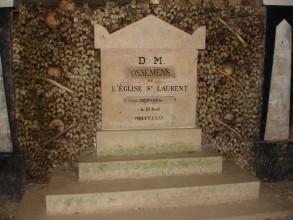 catacombes massacres des communards de 1871- visite guidée paris