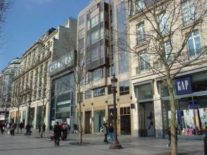 Champs-Élysées - Citroën - Visite guidée Paris