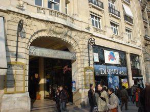 Champs-Élysées - Galerie Arcades - Visite guidée Paris