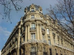 Champs-Élysées - Immeuble - Visite guidée Paris