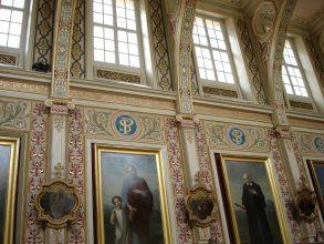 Mouffetard chapelle du collège des Irlandais - Visite guidée Paris