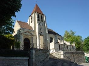 Charonne - Campagne à Paris - Église Saint-Germain-de-Charonne - Visite guidée Paris