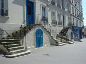 Charonne - Campagne à Paris - Rue de Bagnolet - Visite guidée Paris