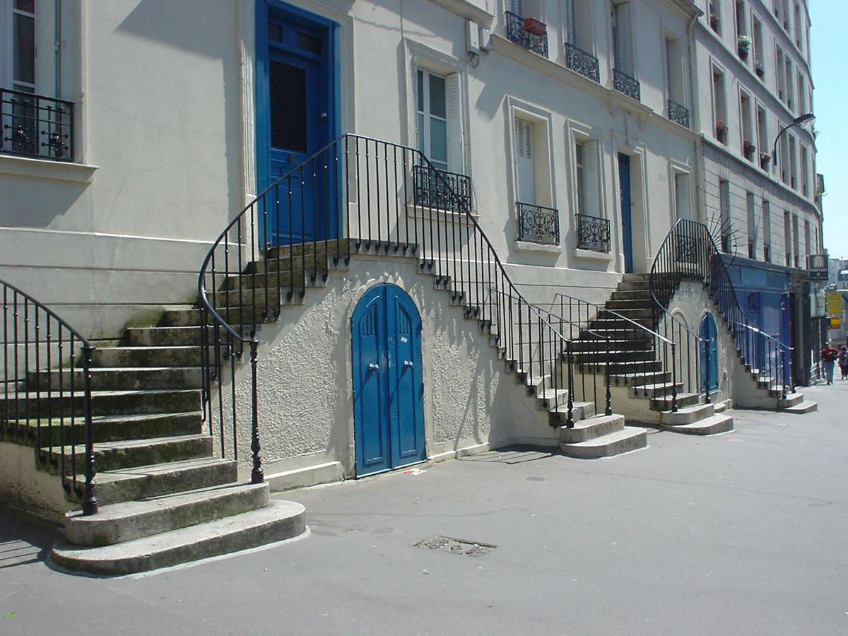 Charonne Campagne Paris Ermitage Pavillon De L