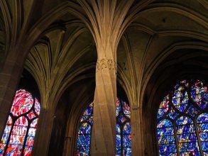 Chœur - église Saint-Séverin - Visite guidée Paris