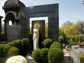Cimetière de Montmartre - Dalida - Visite guidée Paris