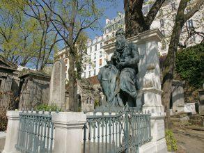 Cimetière de Montmartre - Ifla - Visite guidée Paris