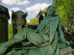 Cimetière de Montmartre - Kamienski - Visite guidée Paris