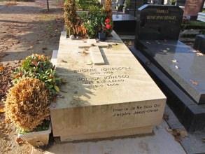 Cimetière du Montparnasse - Eugène Ionesco - Visite guidée Paris