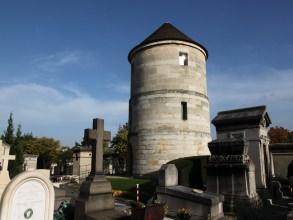 Cimetière du Montparnasse - moulin de la Charité - Visite guidée Paris