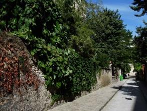 cité-Lemercier Brel des Batignolles- visite guidée paris