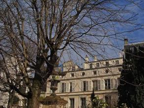cité des fleurs au Batignolles- visite guidée paris