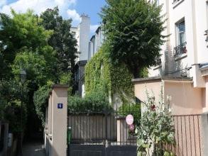 Belleville Ménilmontant - Cité de l'Ermitage - Visite guidée Paris