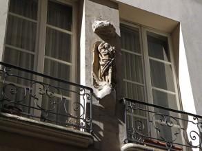 collège Saint-Michel du quartier Saint-Séverin- visite guidée paris