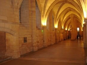 salle des gens d'armes de la Conciergerie- visite guidée paris