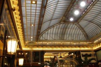 Dôme de la galerie du Lido - Visite guidée Paris