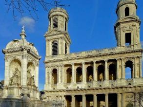 Eglise-Saint-Sulpice- visite guidée paris