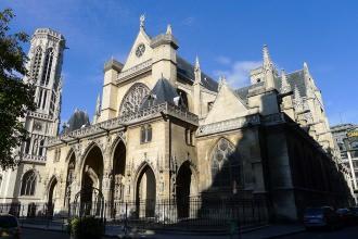 Église Saint-Germain-l'Auxerrois - Visite guidée Paris