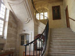 Mouffetard escalier-des-pères-spiritains - Visite guidée Paris
